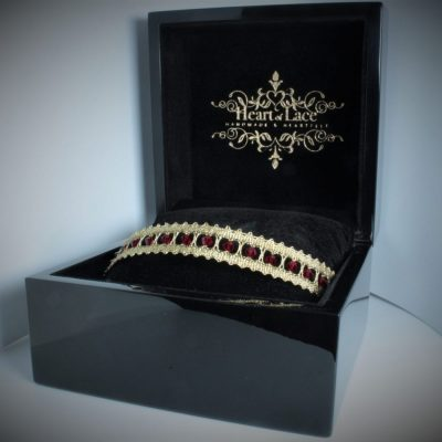 Choker_secret of love_gold_Etui2